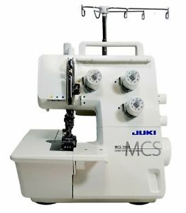 Juki Mcs 1500 Cover Stitch And Chain Stitch Machine