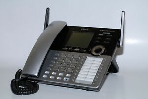 Vtech Cm18445 Main Console 4 line Expandable Small Business Office Phone System