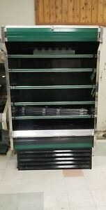 Self Contained Cooler Open Display Case