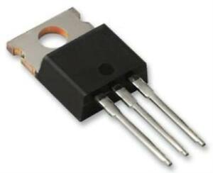10x Vishay Siliconix Sihp15n60e ge3 Mosfet N Channel 600v 15a To 220ab 3