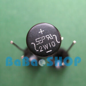 20 100 500 1000pcs 2w10 2a 1000v Single phase Silicon Bridge Rectifier Sep