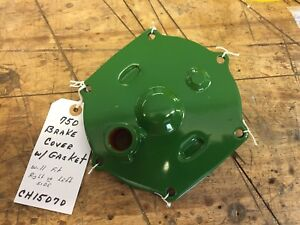 John Deere 750 Tractor Brake Cover With New Gasket Bolts