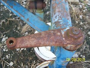 Ford 8700 9700 Tractor Spindle Steering Arm Maybe 8000 9000 8600 9600