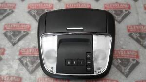 2018 18 Dodge Charger Oem Black Overhead Console W Sunroof W Homelink