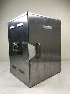 Sico Stainless Steel Solid Fuel Food Warmer Commercial Restaurant Service