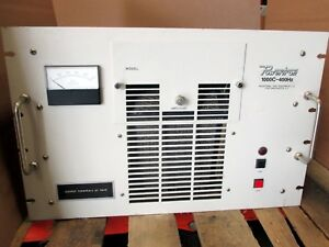 Industrial Test Equipment Co Inc 115vac 400hz Power Supply