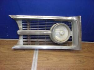 1964 1965 Plymouth Barracuda Grille Rh Passenger Side