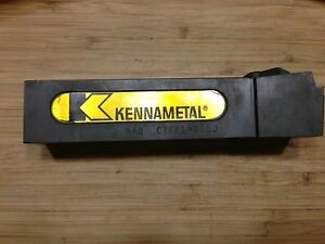 Kennametal Tool Holder Ctfpl 205d 1 1 4 Sq Shank 6 oal Lh New