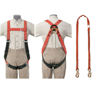 Klein Tools Fall Arrest Harness Set Klein lite Tradesman s Set
