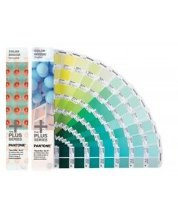 Pantone Gp6102n Color Bridge Set Guides Coated Uncoated