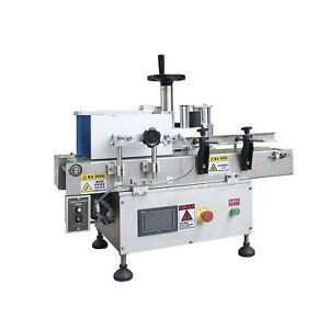 Mpc i 110v Table top Round Bottle Labeler Labeling Machine Conveyor