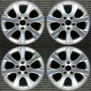 Set 2005 2006 Toyota Camry Oem Factory 42611aa070 426112a080 Wheels Rims 69475