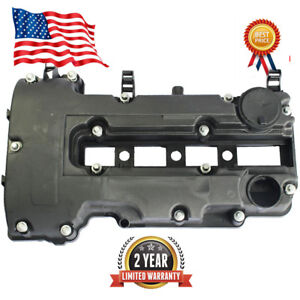 Engine Valve Cover For 11 15 Cruze Sonic Cadillac Buick 1 4l 25198874 55573746