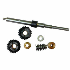 Milling Machine Parts B43 b57automatic Feed Drive Variable Speed Worm Gear Set