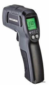 Maximum Infrared Thermometer Laser Thermometer Gun 0mrn