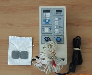 Mettler Sys stim 207 A Muscle Stimulator In Excellent Working Condition