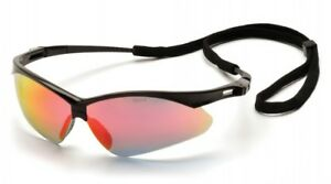 Pyramex Pmxtreme Safety Glasses With Lanyard Choose Frame Lens Color 6 Pair
