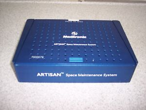 Medtronic Artisan Space Maintenance System Case 7000079