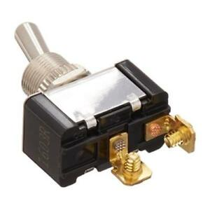 Cole Hersee 5582 25a 12v Dc Spst On Off Heavy Duty Single Pole Toggle Switch