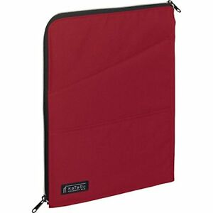 New Kokuyo Document Bag Katasu Stand Type Red kc970rfrom Japan F s