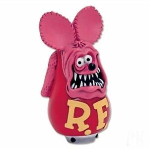 Rat Fink Pink Shift Knob Custom Figure Hot Rod Gear Shifter Handle Lever Moon