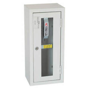 Grainger Approved Fire Extinguisher Cabinet 5 Lb 6 1 8ind 35gx48