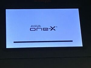 Avaya 9641g Voip Business Phone Touchscreen Ip Poe Telephone