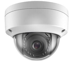 Hikvision oem Unbranded 2mp 4mp 2 8mm Angle Dome Outdoor Network Camera 2 Axis