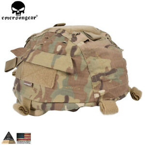 Tactical Helmet Cover For MICH 2002 Ver2 Helmets Cloth Military Gear HeadnetMen