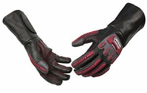 Lincoln Electric K3109 m Roll Cage Welding Gloves Medium