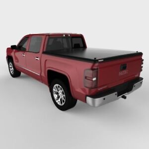 Undercover Classic Truck Bed Cover For 2014 2018 Gmc Sierra 1500 5 8 Bed