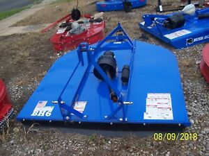 Bush Hog Bh 6 New 6 Bush Hog Rotary Cutter