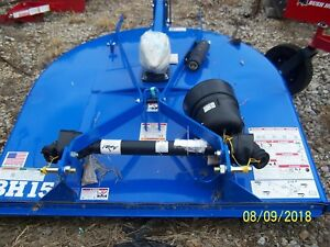 Bush Hog Bh 15 New 5 Bush Hog Rotary Cutter