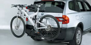 Trailer Hitch Carrier hitch Mounted Bike Carrier Bmw Oem 82110427299
