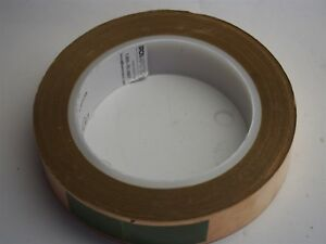 Bron Aerotech Copper Foil Adhesive Shielding Tape 1 0 X 36 Yards