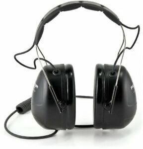 3m Peltor Listen only Headset Mp3 And 2 way Radio Compatible Hearing Protectio