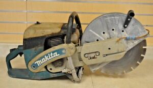 Makita Dpc7311 14 Gas Powered Concrete Cut off Saw Pre owned Free Shipping