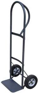 New Milwaukee Hand Trucks 30020 P handle Truck With 8 inch Puncture Proof Tires