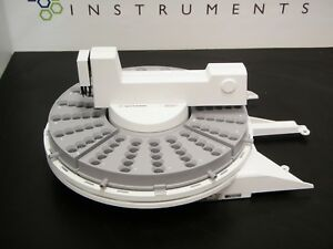 Agilent 7683 Autosampler Tray With Trays Tested Working