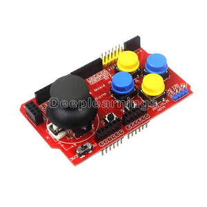 Gamepads Joystick Keypad Shield Ps2 For I2c Arduino Nrf24l01 Nokia 5110 Lcd
