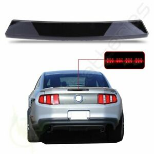 3rd Third Brake Light Tail Stop Lamp For 1999 2004 Ford Mustang 15030038
