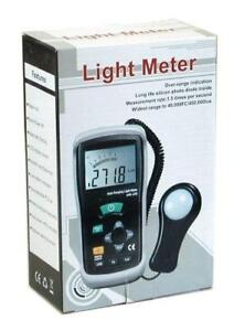 Ruby Electronics Dt 1309 Professional Digital 40k Fc Foot candle Meter 400k Lux