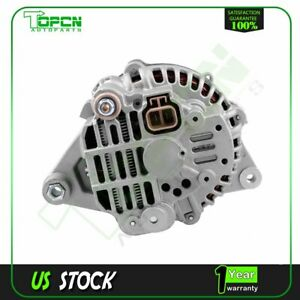 Fit 1997 2004 Mitsubishi Montero Sport New Alternator 12v 3 0l 3 5l A3ta0791