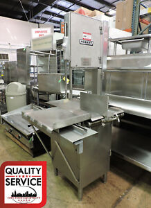 Hobart 5614 Commercial Meat Saw 200 230v 2 Hp 3 Phase