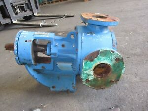 Viking Lv3900 Iron Pump 821044jw Sn 1001288 Port 3 Used