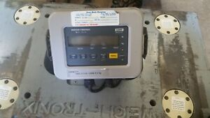 Avery Weigh Tronix Legal For Trade Forklift Scale Complete System