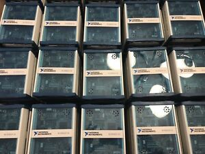 Lot Of 10 National Instruments Ni Speedy 33 For Ni Labview Dsp Modules