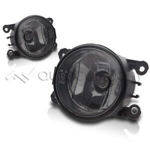 For 2005 2015 Ford Mustang Replacement Fog Lights Bumper Fog Light Set Smoke