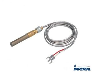 Imperial Elite Gas Fryer Thermopile Thermocouple 2 wire