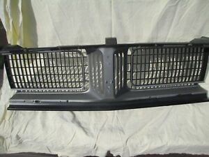69 Dodge Charger Center Grille Section New Nos Factory 2898638 In The Box